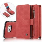 Til Samsung Galaxy S6 rød cover multi Samsung Mobil cover og tilbehør Leveso.dk