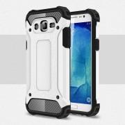 Samsung Galaxy J5 cover Armor guard hvid Mobiltelefon tilbehør Leveso.dk