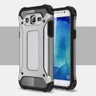 Samsung Galaxy J5 cover Armor guard grå Mobiltelefon tilbehør