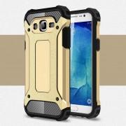 Samsung Galaxy J5 guld cover Armor guard Mobiltelefon tilbehør Leveso.dk