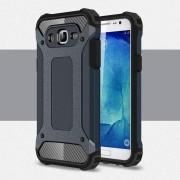 Samsung Galaxy J5 cover Armor guard mørke blå Mobiltelefon tilbehør