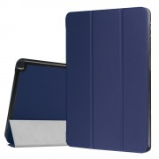3 folds cover blå Galaxy Tab A (S pen) 10.1 tabletcovers
