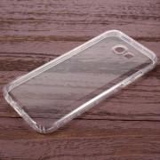 Samsung Galaxy A5 2017 cover blød tpu klar Mobiltelefon tilbehør