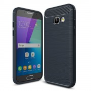 C-style armor cover blå Galaxy A3 2017 Mobilcovers