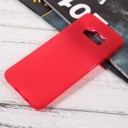 Galaxy S8 blød tpu cover rød Mobilcovers