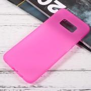 Galaxy S8 blød tpu cover pink Mobilcovers