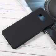 Samsung Galaxy S8 Plus cover i blød tpu sort, mobilcovers