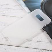 Samsung Galaxy S8 Plus cover i blød tpu hvid mobilcovers