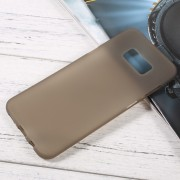 Samsung Galaxy S8 Plus cover i blød tpu grå mobilcovers