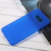 Samsung Galaxy S8 Plus cover i blød tpu, blå mobilcovers