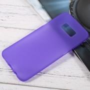 Samsung Galaxy S8 Plus cover i blød tpu, lilla mobilcovers