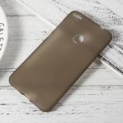 Huawei Honor 8 Lite cover blød tpu grå, Køb Huawei Honor 8 lite covers hos leveso.dk