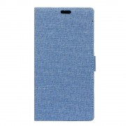 Samsung Galaxy S8 cover J-line blå med lommer pu læder, Leveso.dk Samsung Mobil tilbehør