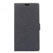 Samsung Galaxy S8 sort pung cover J-line med lommer pu læder, Leveso.dk Mobil tilbehør