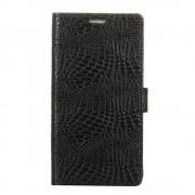 Samsung Galaxy S8 cover med lommer krokodille pu læder, Samsung Galaxy S8 covers og mobiltilbehør