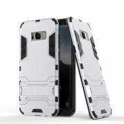 Defender cover sølv Galaxy S8 Mobil tilbehør