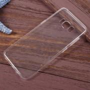 Blød tpu cover Galaxy S8 transparent Mobil tilbehør