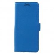 P-line blå flip cover til Samsung Galaxy S8, Samsung mobil tilbehør