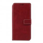 Samsung Galaxy S8 rød cover etui S-style, Samsung galaxy s8 covers