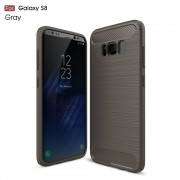 C-style armor cover grå Galaxy S8 Mobilcovers
