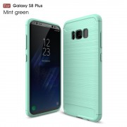 C-style armor cover cyan Galaxy S8 plus Mobilcovers