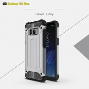 Armor guard cover grå Galaxy S8 plus Mobilcovers