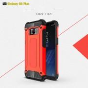 Armor guard cover rød Galaxy S8 plus Mobilcovers