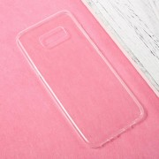 Samsung Galaxy S8 Plus cover i blød gennemsigtig tpu, Samsung covers og mobiltilbehør