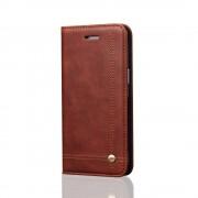 Retro cover brun Galaxy S8 Mobilcovers