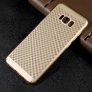 guld Hollow style cover Galaxy S8 plus Mobilcovers