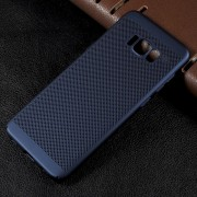 Hollow style cover blå Galaxy S8 plus Mobilcovers