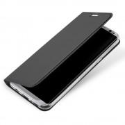 sort Slim flip etui Samsung S8 plus Mobil tilbehør