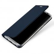 blå Slim flip etui Samsung S8 plus Mobil tilbehør