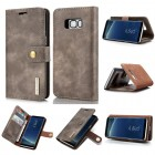 Samsung Galaxy S8 plus 2 i 1 cover pung mocca, Samsung Mobil tilbehør