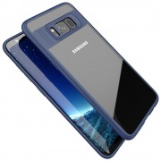 Slim combi cover blå Galaxy S8 plus Mobilcovers