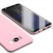 Ultra tynd cover 0.6mm pink til Samsung Galaxy S8 Mobiltilbehør