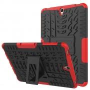 Til Samsung Galaxy Tab S3 9.7 rød håndværker cover Ipad og Tablet tilbehør