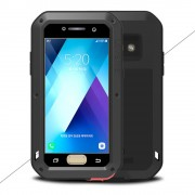 Galaxy A5 2017 cover dropproof shockproof sort Mobil tilbehør