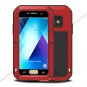 Galaxy A5 2017 cover dropproof shockproof rød Mobil tilbehør