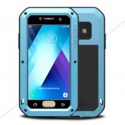 Galaxy A5 2017 cover dropproof shockproof blå Mobil tilbehør