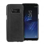 Samsung Galaxy S8 cover Pierre Cardin ægte læder, Samsung S8 tilbehør