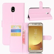 Vilo flip cover pink Galaxy J7 2017 Mobilcovers