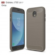 C-style armor cover grå Galaxy J7 2017 Mobilcovers