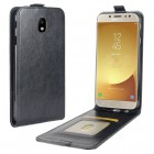 Galaxy J5 2017 vertikal flip cover Mobilcovers