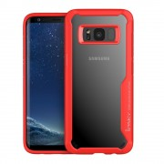 Anti drop cover rød Galaxy S8 Mobilcovers