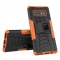 Mark II håndværker cover Galaxy Note 8 orange