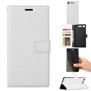 Vilo flip cover hvid Sony XZ1 compact Mobil tilbehør