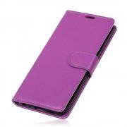 Vilo flip cover lilla Sony xperia L2 Mobilcovers