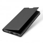 Slim flip cover mørkegrå Xperia XA2 ultra Mobilcovers
