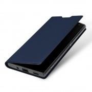 Slim flip cover blå Xperia XA2 ultra Mobilcovers